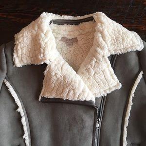LOFT Jackets & Coats - Loft outlet suede jacket